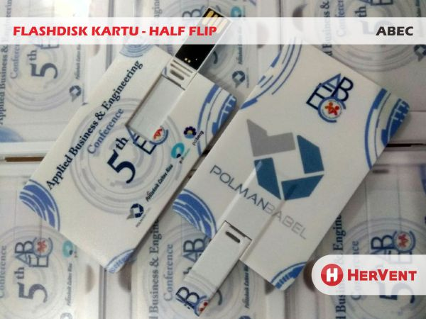 flashdisk kartu Applied Business & Engineering Conference