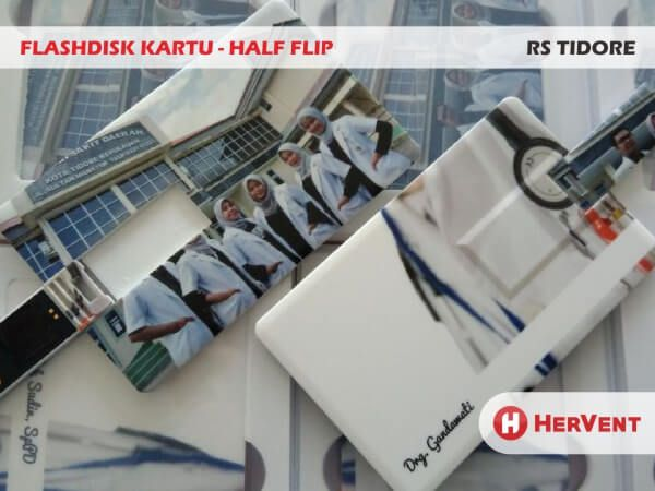 Flashdisk kartu RS TIDORE