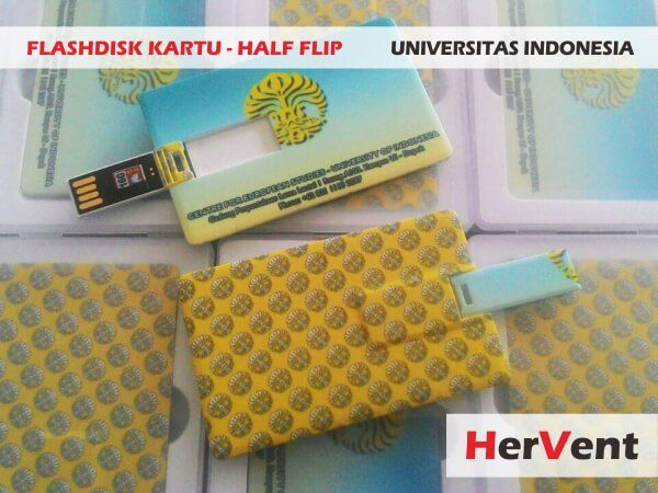 Flashdisk Kartu UNIVERSITAS INDONESIA